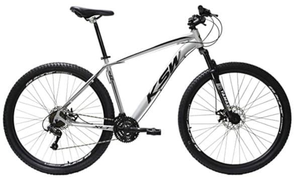 Bicicleta urbana Aro 29 KSW Shimano