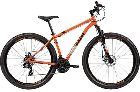 Bicicleta Mtb Caloi Two Niner Alloy