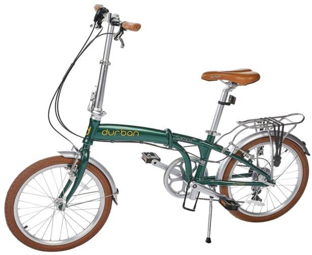Bicicleta urbana Sampa Pro dobrável