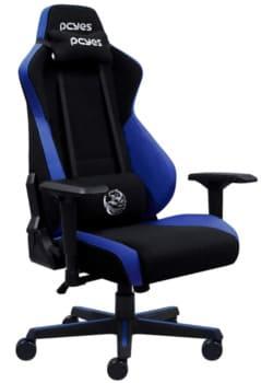 Cadeira Gamer Mad Racer Turbo V8 azul