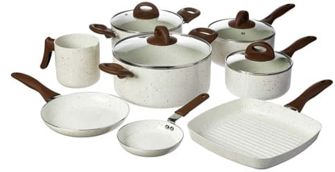 Conjunto de Panelas, Ceramic Life Smart Plus