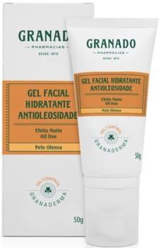 Gel Facial Hidratante Antioleosidade Granado