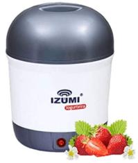 Iogurteira Elétrica Cinza Bivolt