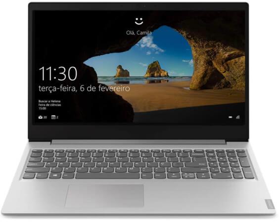 notebook Lenovo Ultrafino Ideapad S145
