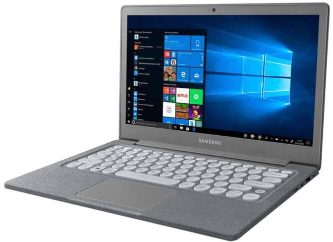 notebook Samsung Flash F30 Intel Celeron