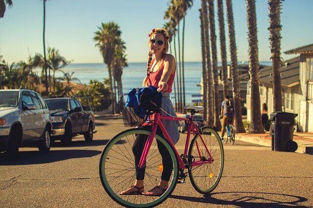 melhor bicicleta urbana