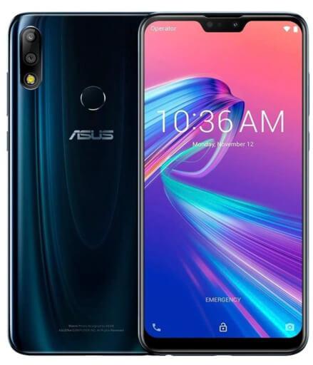 celular Asus ZenFone Max Pro M2 Titanium