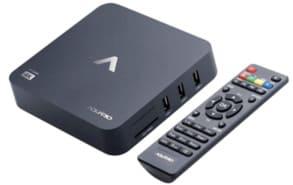 Smart TV Box Aquario