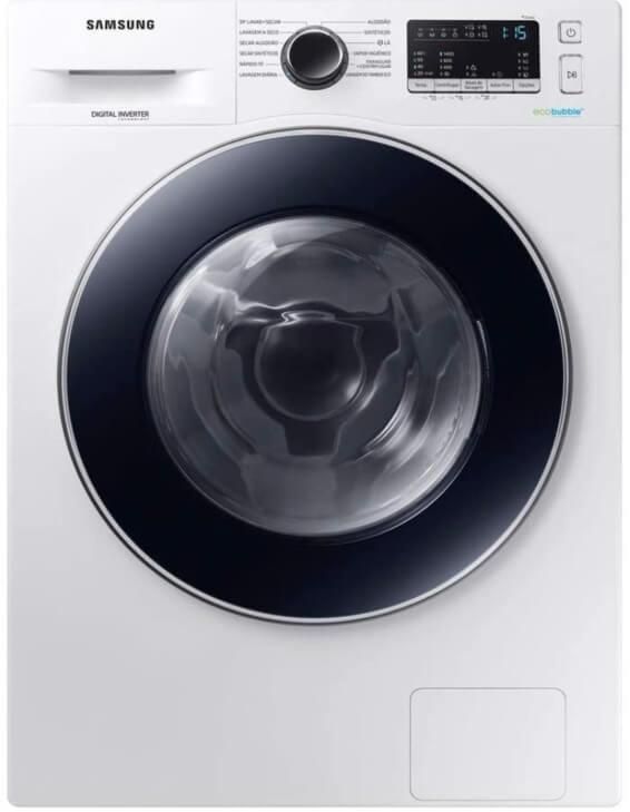 Lava & Seca 11 Kg Samsung Branca com 12 Programas de Lavagem