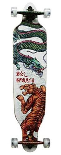 skate Longboard 105cm maple abec 7