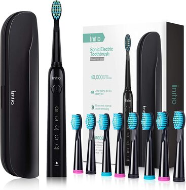 Escova dental sônica Initio