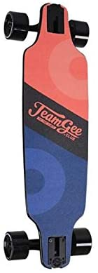 skate elétrico teamgee h8 para meninas