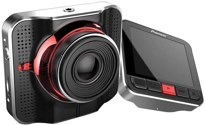 Câmera veicular Pioneer Dashcam