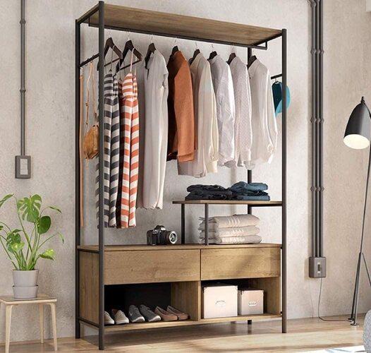 Guarda-roupa Closet Modulado Barcelona