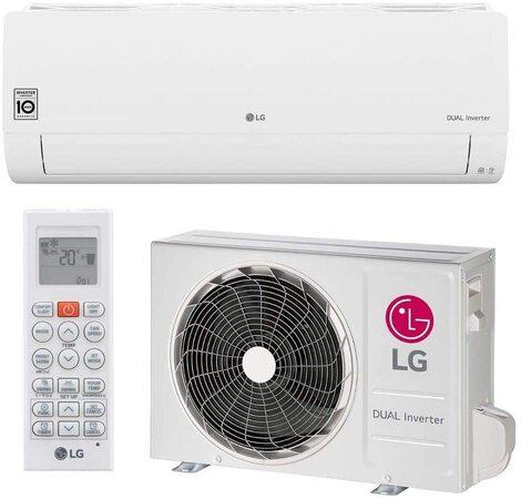 Ar Condicionado Split LG Voice Dual Inverter 12000 BTUS