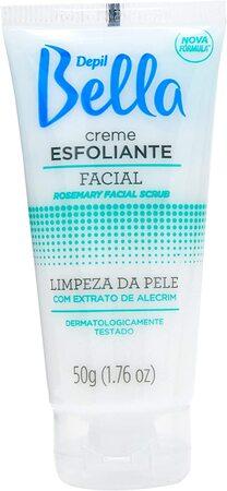 Creme Esfoliante Facial Depil Bella