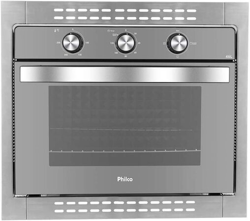 Forno Elétrico de Embutir Ph Philco 46L