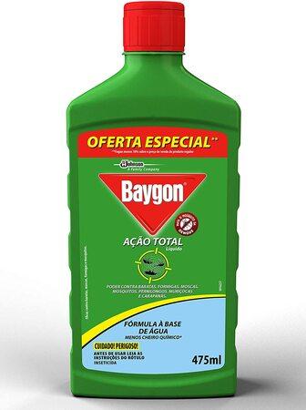 Inseticida Líquido Baygon