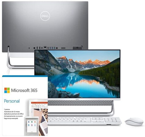 """All In One Dell Inspiron 5400-OS10SF 23,8"""""""