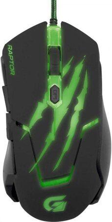 Mouse Gamer Fortrek 3200DPI