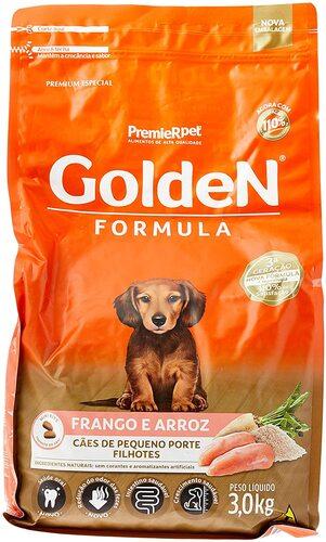 Ração Golden Premier Pet Mini Bits Filhotes