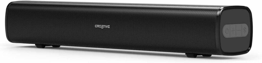Soundbar compacto 51MF8355AA000 Creative Labs