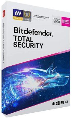 Antivirus bitdefender segurança total