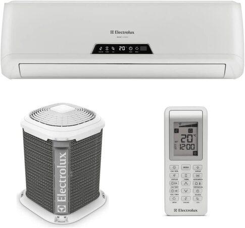 Ar-condicionado Electrolux Ecoturbo 9000 btus