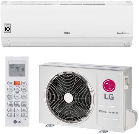 Ar-condicionado Split Dual Inverter LG