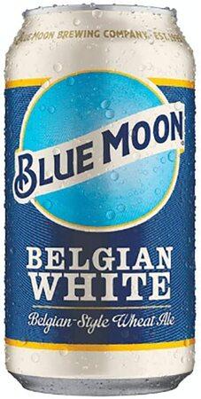 Cerveja blue moon belgium white
