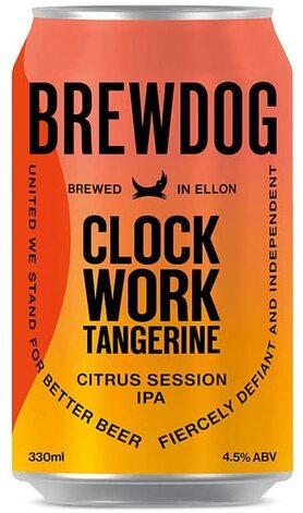 Cerveja ClockWork Brewdog