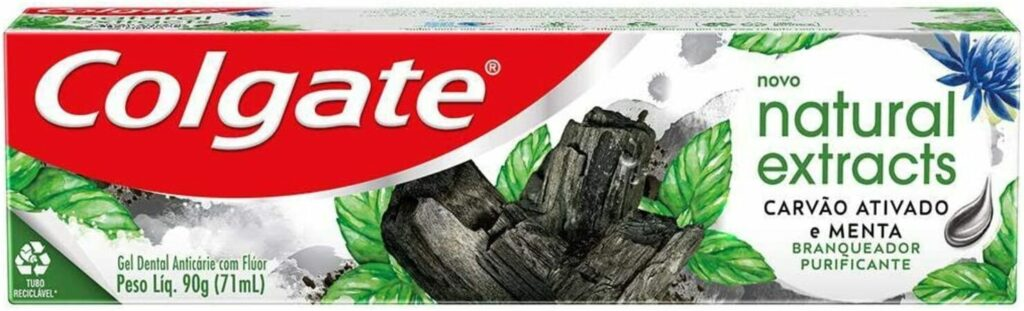 Colgate natural extracts purificant