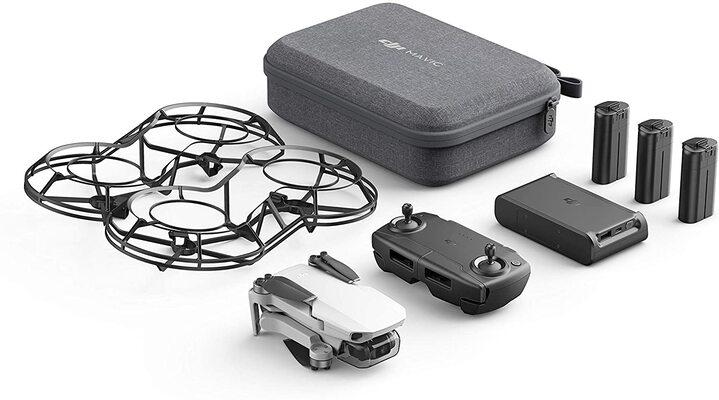Drone dji mini mavic