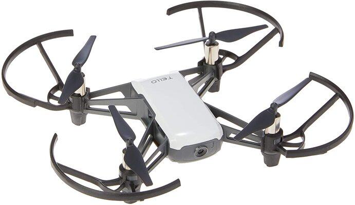 Drone dji tello boost arctic mavic