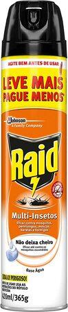 Inseticida Raid Multi-insetos