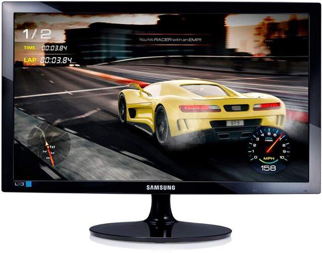 "Monitor gamer samsung led FHD 24"""