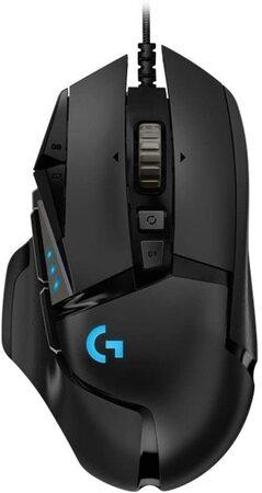Mouse gamer RGB Logitech G502