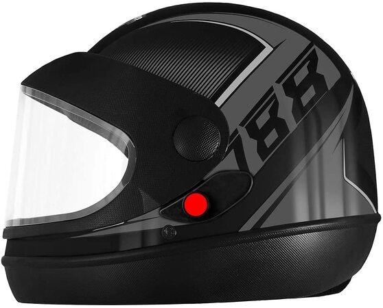 Pro tork capacete super moto