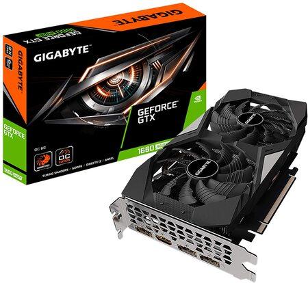 Placa de Video NVIDIA GeForce GTX 1660