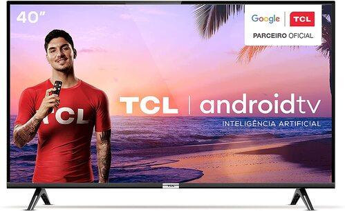 Smart TV LED 40 Full HD TCL 40S6500