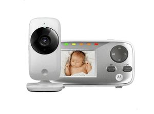 Babá Eletrônica Digital com Câmera MBP482, Motorola