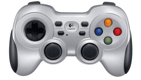 Controle de Jogos Logitech sem Fio F710