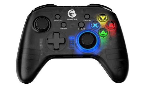 Controle de Jogo T4Pro T4W GameSir