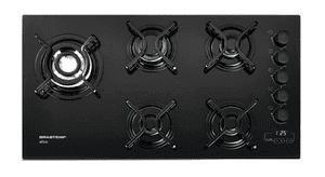 Cooktop 5 bocas Brastemp com quadrichama BDT85AE
