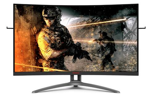 """Monitor Gamer AOC Agon 32"""" Curvo"""
