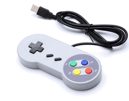 Controle SNES USB PC